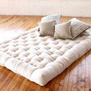 Pure Wool Futon