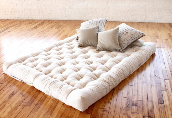 Pure Wool Futon